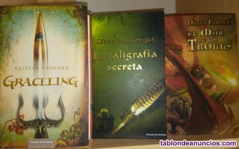 7 libros fantasia juvenil