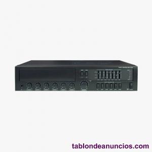 Amplificador Mezclador LDA® QX-120