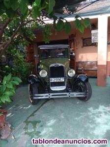 Vendo Chevrolet nationa 1928