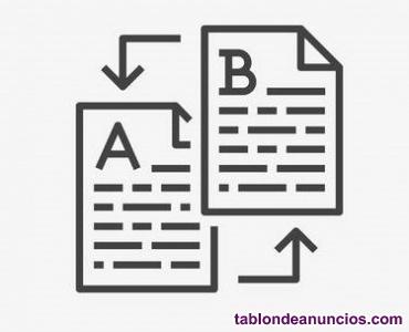 Traducción y revisión - servicios lingüísticos profesionales
