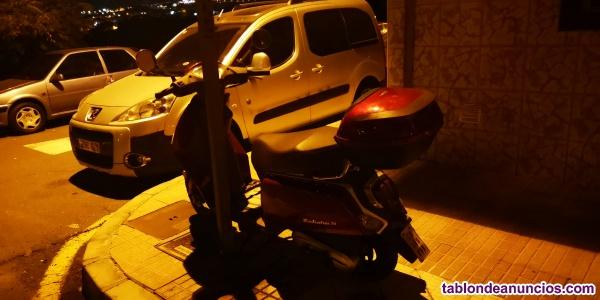 Vendo ciclomotor keeway 50cc