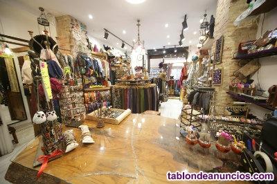 Traspaso tienda ropa - centro valencia