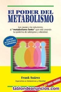 El Poder del Metabolismo Frank Suarez