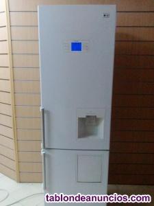 Combi lg dispensador de agua y hielo
