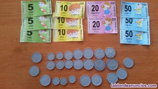 Dinero de juguete