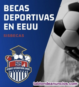 Becas Deportivas EEUU  instagram:fran_sisbecas