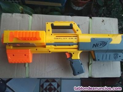 NERF Deploy CS6