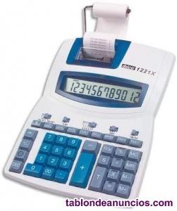 Calculadora con papel Ibico