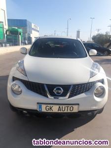 Nissan Juke,año 2011,motor 1500diesel,120.000km,105cv
