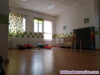 Traspaso Escuela Infantil Museros
