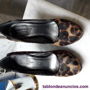 Vendo zapatos marca roberto botella  nº 36