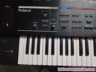 Vendo Roland Juno stage 76 (teclas)