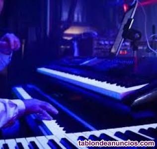 Musico Teclista Repertorista