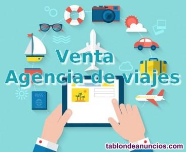 Venta empresa de Agencia de viajes en pleno funcionamiento