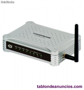 Discos duros, router