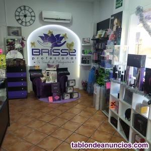 Traspaso tienda productos peluquería y estética