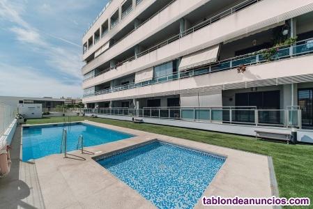 Alquiler de piso Las Salinas, Roquetas de Mar, Almería.