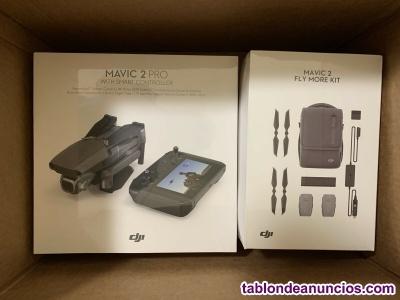 DJI Mavic 2 Pro con controlador intelige