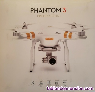 DJI Phantom 3 Drone profesional 4K