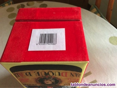"""Botella coleccionista marca """"Gran Duque de Alba"""""""