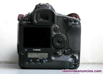 2 cámaras canon eos 1d mark iv