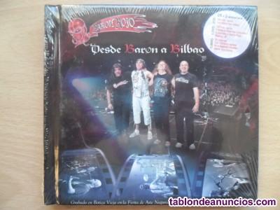 Heavy metal cds nuevos ozzy whitesnake acdc dio baron rojo