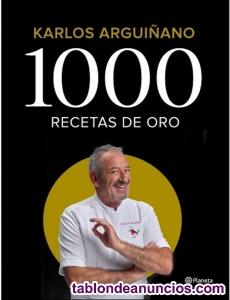 1000 Recetas de Oro Karlos Arguiñano