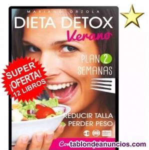 12 libros 1000 batidos jugos dieteticos