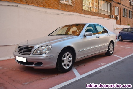 Mercedes Clase S S 350