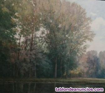 Clases de Pintura al Óleo,  Acuarela y Dibujo