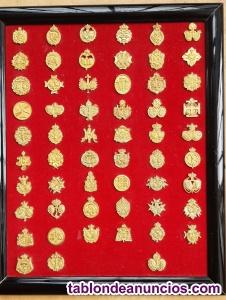 Colección escudos Hermandades de Sevilla Cuadro de 34 x 27 cm