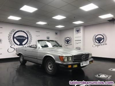 Mercedes R107 380SL