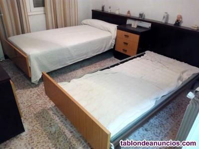 Se venden muebles de dormitorio