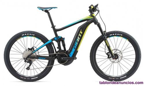 Bici electrica full e +3