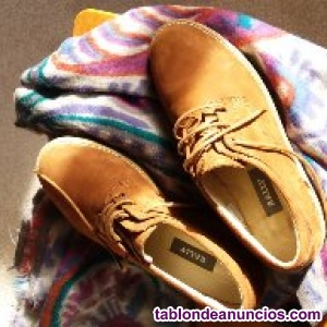 Zapatos de piel bally