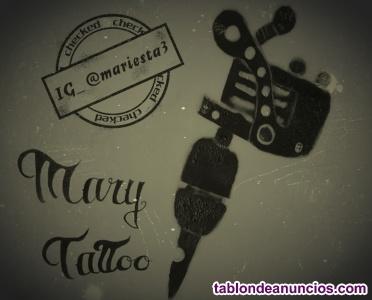 Tatuate_ mary tattoo