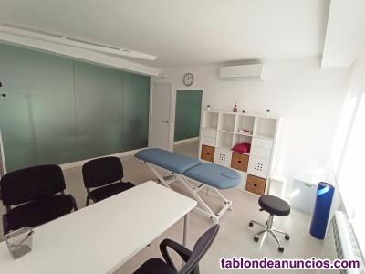 Alquiler de salas para personal sanitario