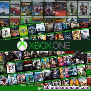JUEGOS para Xbox One, PC, PS4, Nintendo Switch