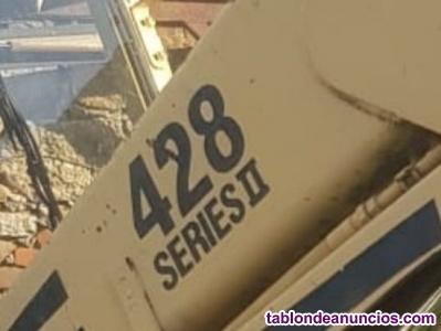 Caterpillar 428 series ii (piezas )