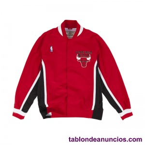 Mitchell & Ness 1992-93 Authentic Warm Up Jacket Chicago Bulls