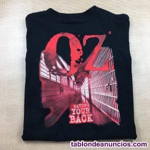 Camiseta oficial serie OZ de HBO