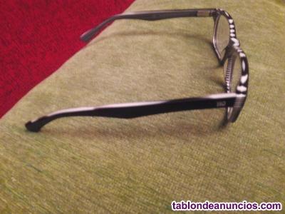 By design hermes govantes montura de gafas.