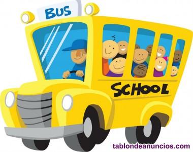 Bolsa de empleo monitores/as Transporte escolar ruta