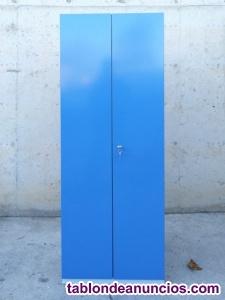 Armario metálico multiusos 60x50x180cm