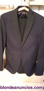 Se vende traje hombre