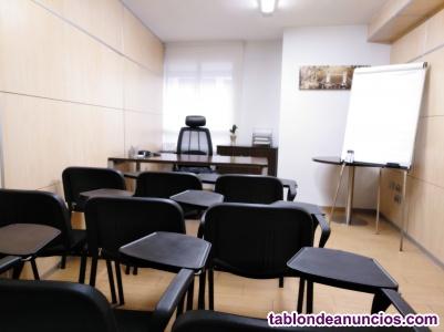 Alquiler de Aula Sala de Formación en Castellón de la Plana