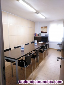 Alquiler de Sala de Reuniones en Castellón