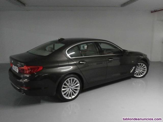 Bmw 520 serie 5 f10 diesel luxury (4.75)