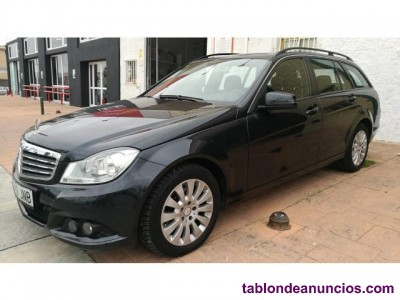 Mercedes-Benz C 180 CDI Blue Efficiency