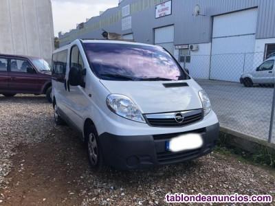 Opel vivaro 2.0 cdti 114cv 9 plazas